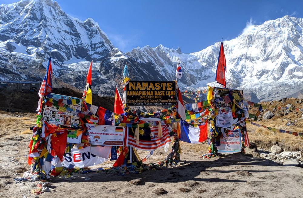 Annapurna Base Camp - ABC Trek Day 4