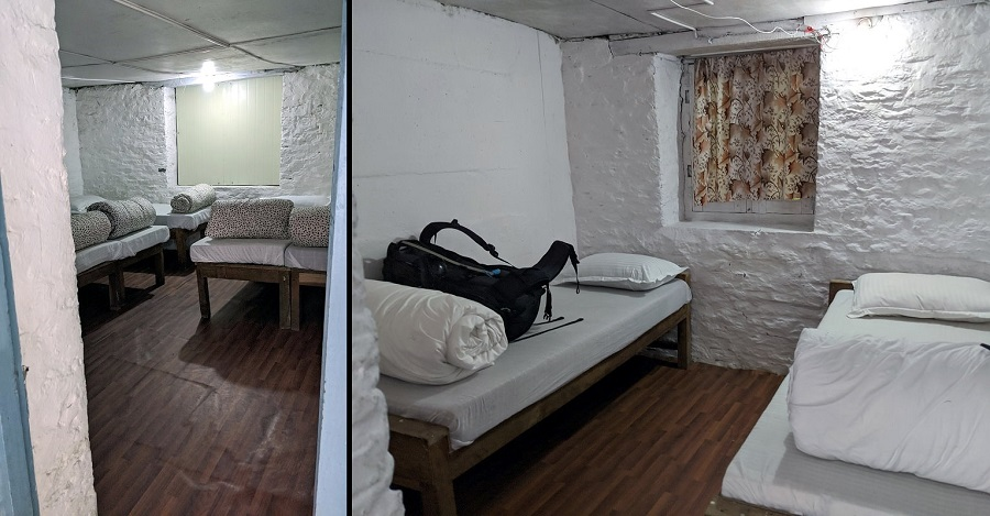 Himalaya Room on the Annapurna Base Camp Trek