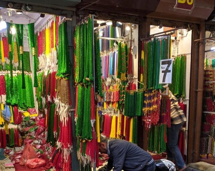Kathmandu Market - Beads