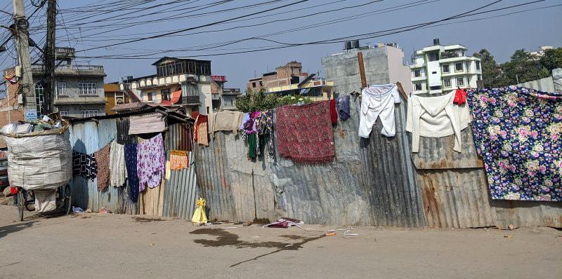 Kathmandu People - Earthquake Aftermath