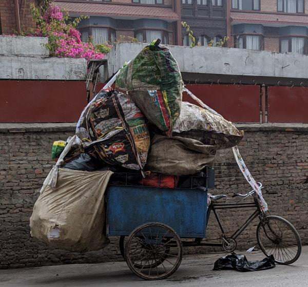 Kathmandu People - Scavenger