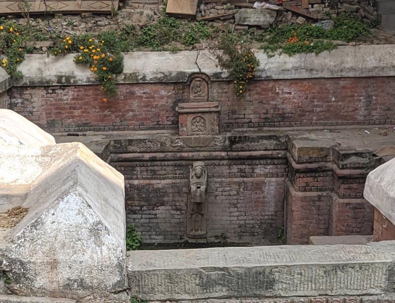 Kathmandu People - Dry Water Spout