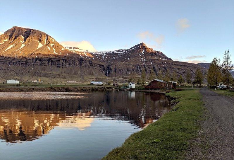 Reyðarfjörður Campground