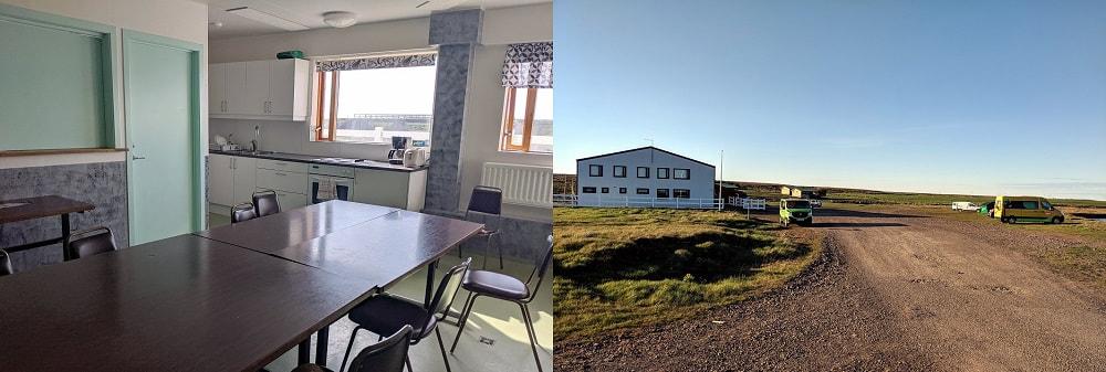 Snorrastaðir Farm Campsite