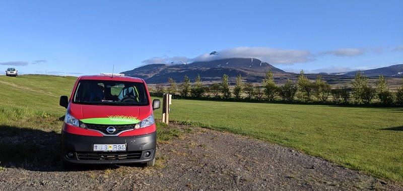 Steinsstaðir Campsite