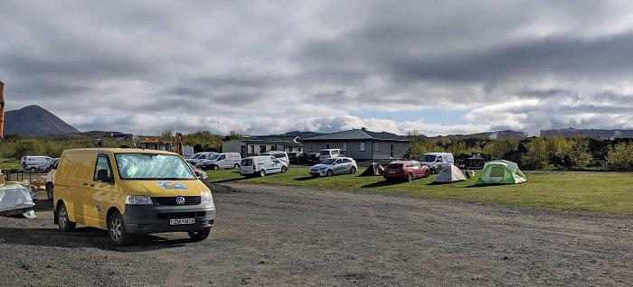 Vogar Campground