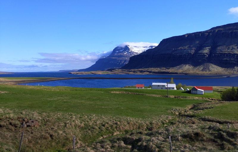 Fjord 4 - Berufjordur