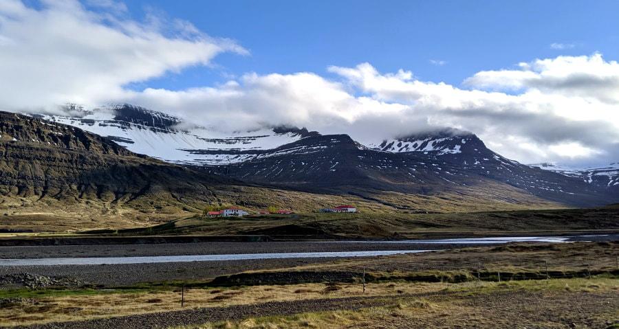Fjord 7 - Fáskrúðsfjörður