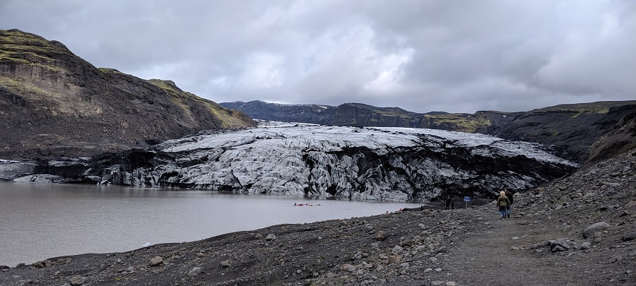 Sólheimajökull Glacier Hike