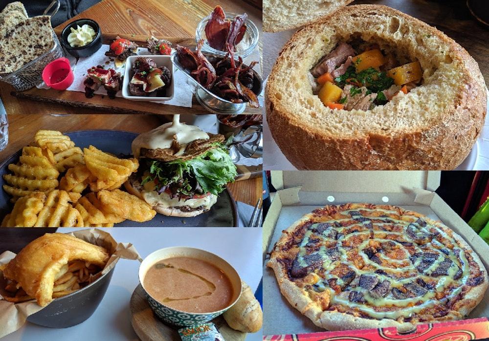 Iceland Restaurant Food