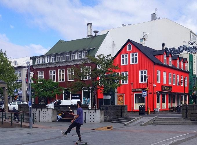 Ingólfur Square