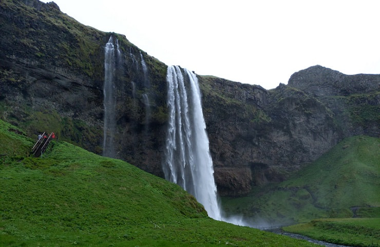 Seljalandsfoss Trails