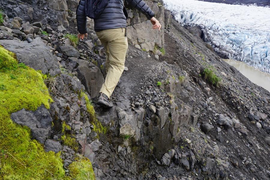 Svínafellsjökull Glacier View Hike