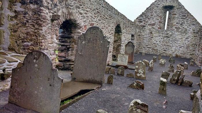 Ballinskellig Abbey