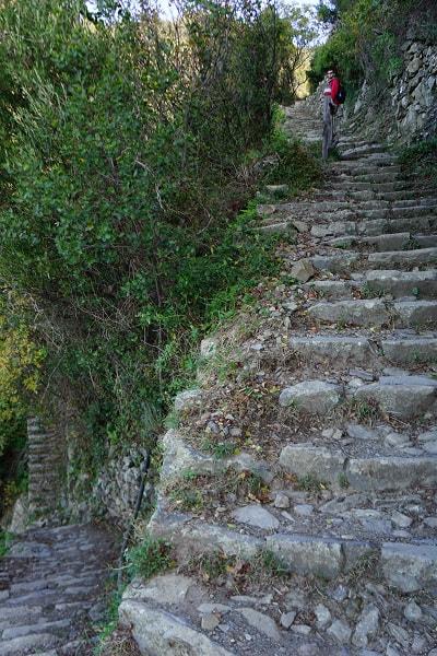 Corniglia to Manarola Rim Trail