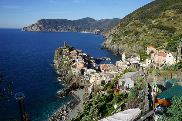 Corniglia to Vernazza Trail