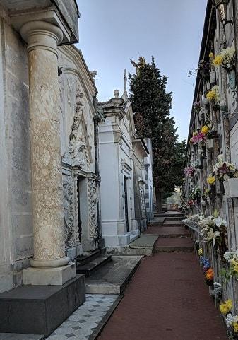 Monterosso Cemetery