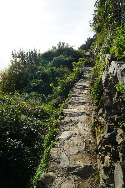 Vernazza to Monterosso Trail
