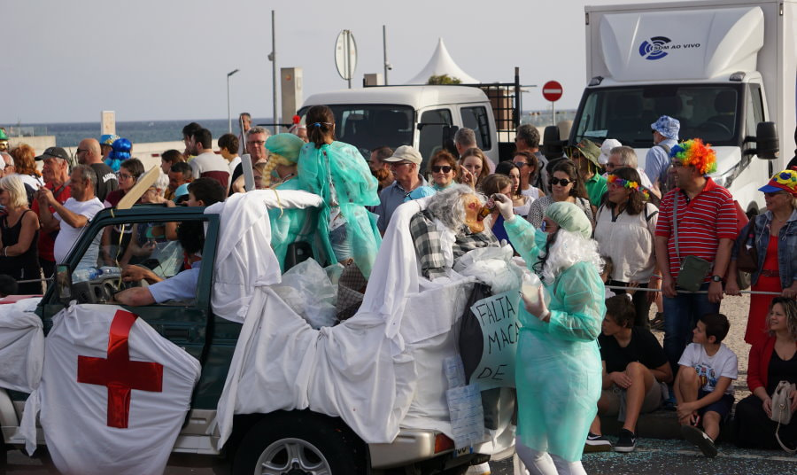 Madeira Carnaval - Slapstick Parade