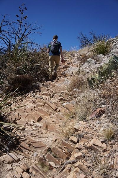 Emory Peak Trail
