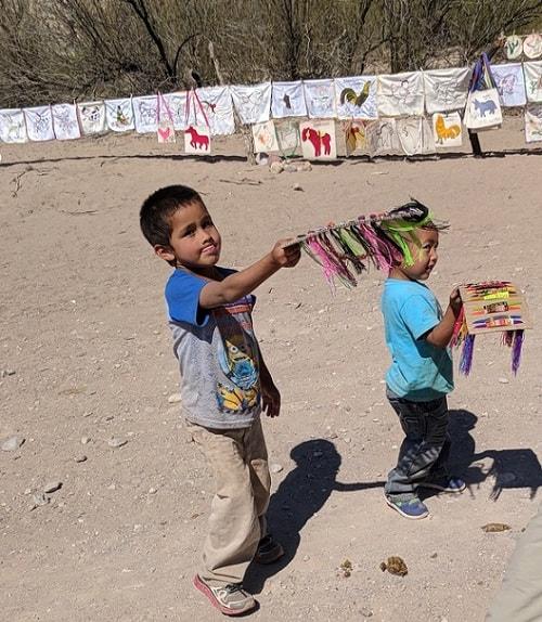 Boquillas Merchant Kids