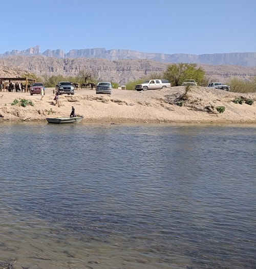 Boquillas River Crossing