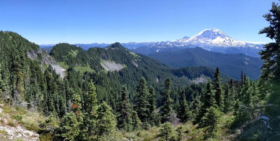 Bearhead Mountain View - Washington State