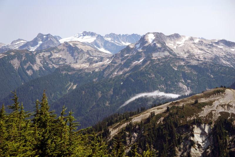 Hannegan Pass & Peak - Washington State