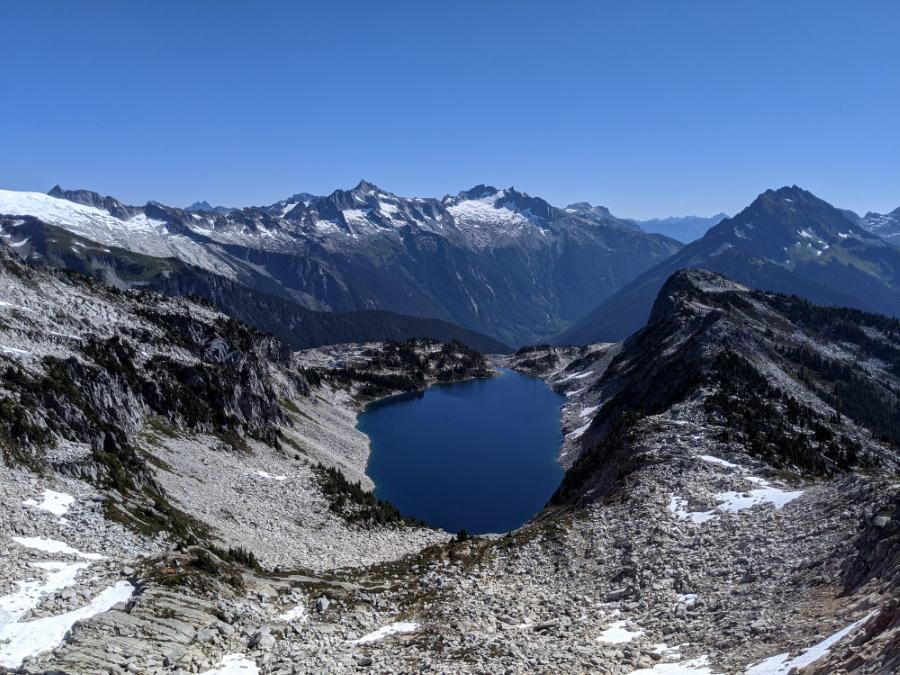 Hidden Lake Lookout - Washington State