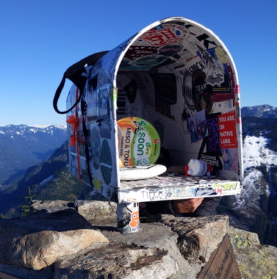 Mailbox - Washington State