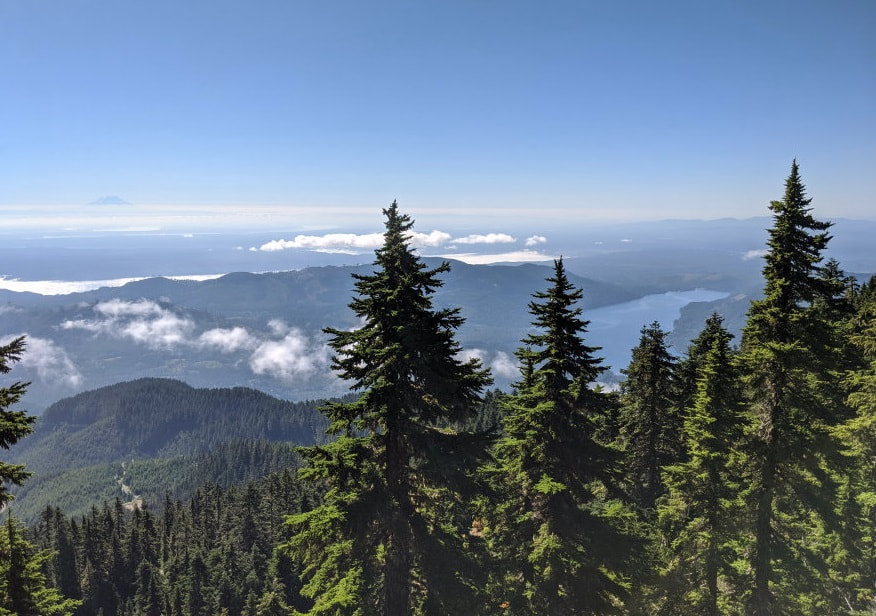 Mount Ellinor - Washington State