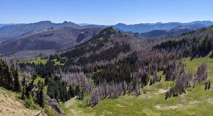 Norse Peak Trail