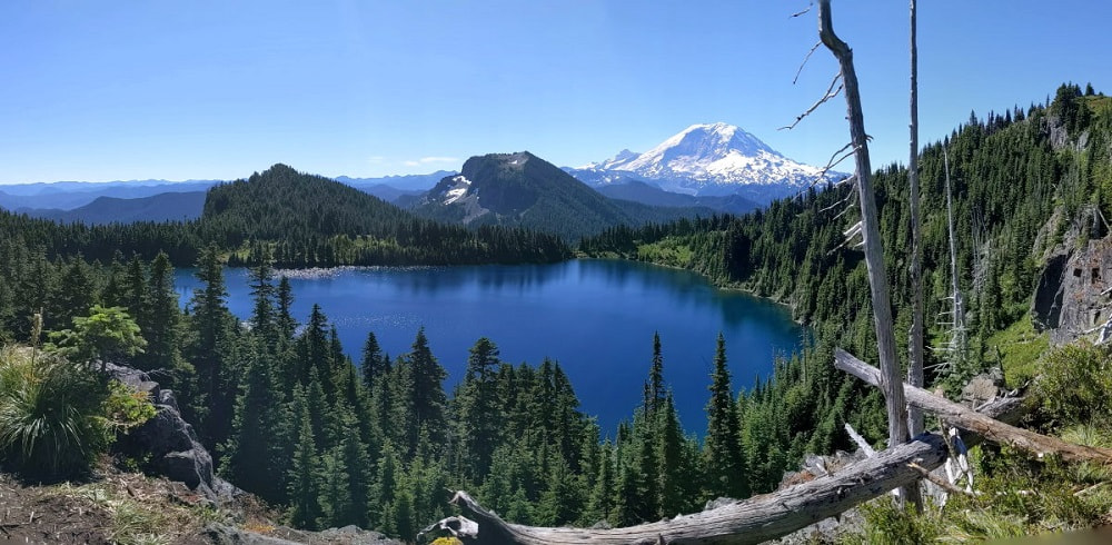 Summit Lake - Washington State
