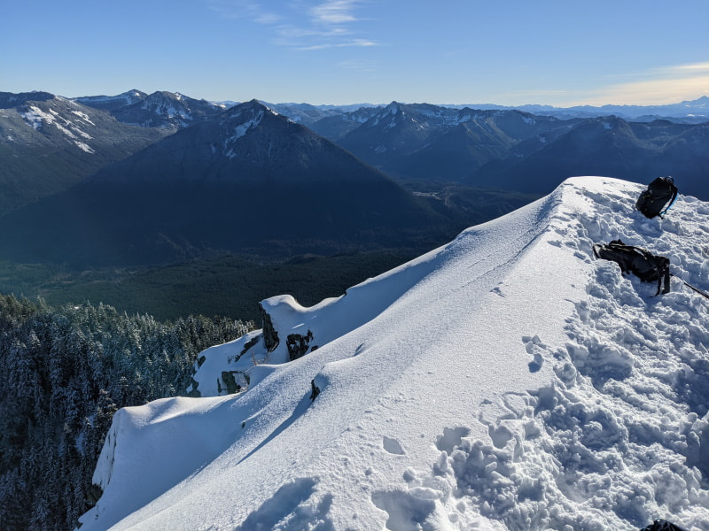 Mount Teneriffe - Washington State