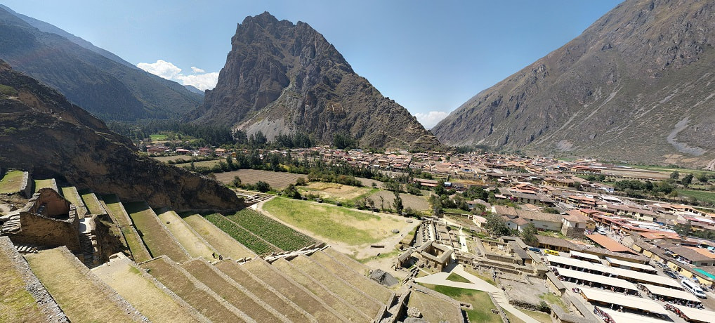 Peru - Ollantaytambo - A guide to getting here, eating, sleeping, and what to do